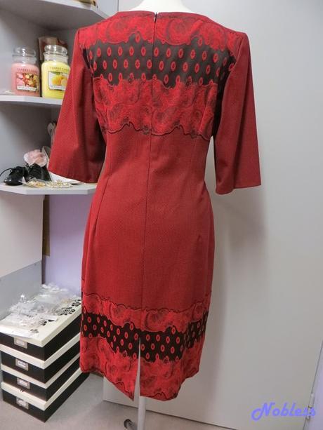 Šaty pro maminku, babičku, 46