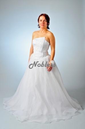 Svatební, plesové šaty Danar č. 123 - vel. 34-38, 38