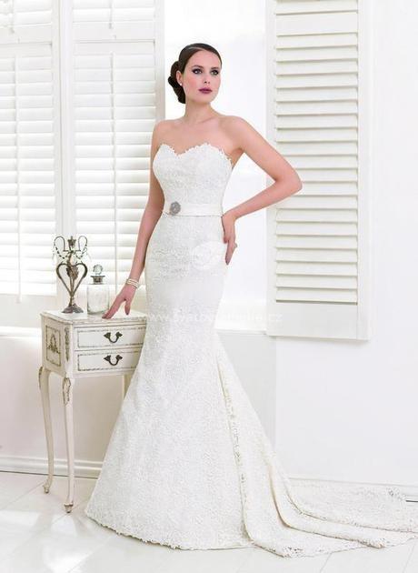 Svatební šaty Aida č. 221 - vel. 38-40, 40