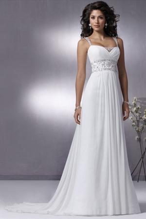 Svatební šaty Barbora č. 73 - vel. 36-38, 38