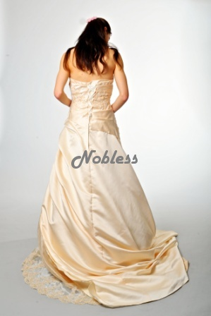 Svatební šaty Carin č. 52 - výprodej - vel. 40-42, 40