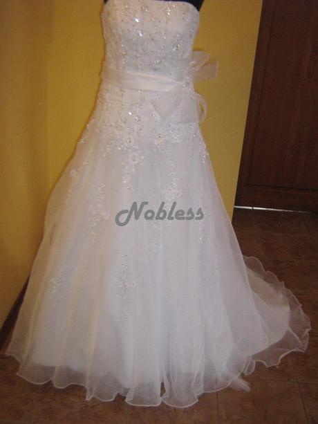 Svatební šaty Elena č. 145 - vel. 38-42, 42