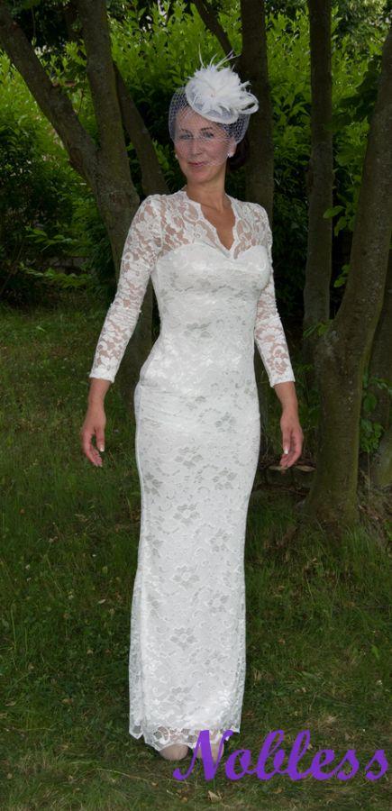 Svatební šaty Esta č. 212 - vel. 36-38, 38