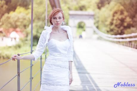 Svatební šaty Florinda č. 224 - 2 v 1, 36