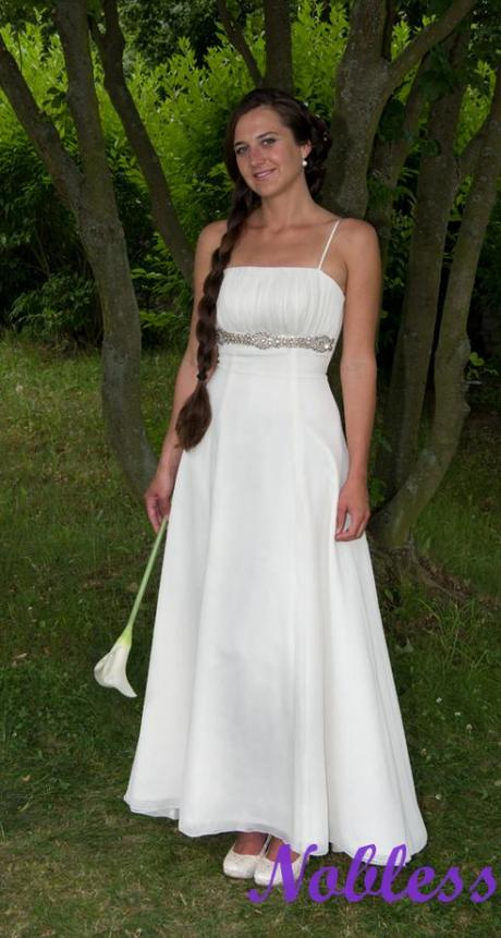 Svatební šaty Marge č. 119 - vel. 36-38, 38