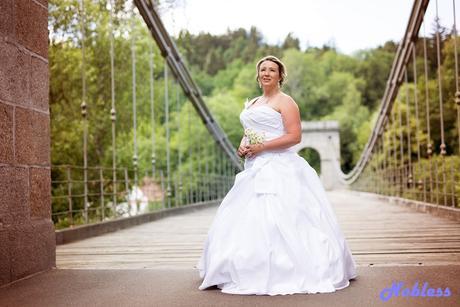 Svatební šaty Naděžda č. 191 - vel. 46-50, 50