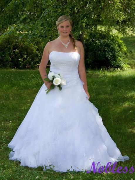Svatební šaty Palomino č. 215 - vel. 46-50, 50