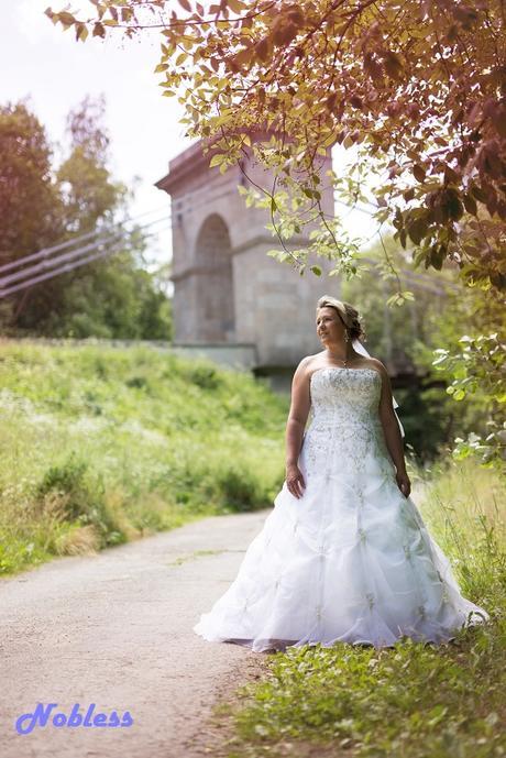 Svatební šaty Princess č. 26 - vel. 40-44, 44