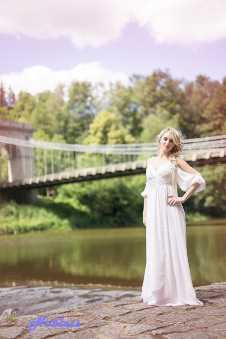 Svatební šaty Rosa č. 309, 38