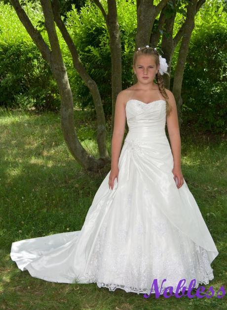 Svatební šaty Salome č. 12 - vel. 32-36, 32