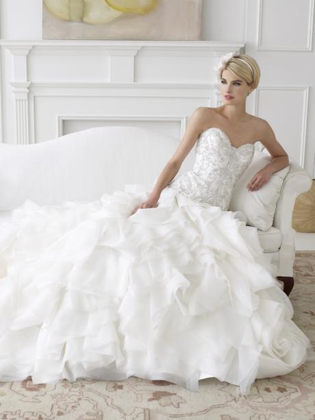 Svatební šaty Sapor č. 192 - vel. 42-44, 44
