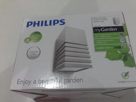 Nepouzite Philips myGarden Veranda,