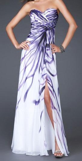 Luxusní společenské, maturitní, svatební šaty, 36