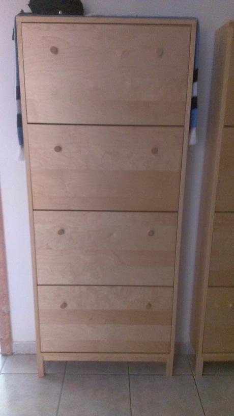 Botníky Ikea,