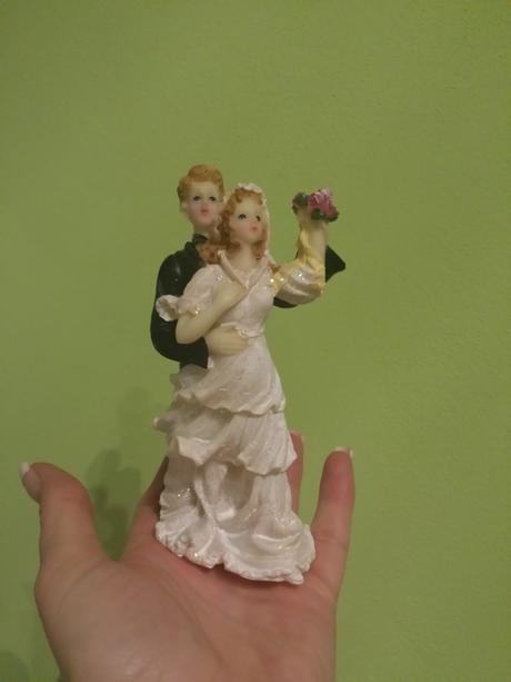 Svatební figurky,