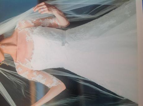 Luxusné svadobné šaty - Pronovias , 34