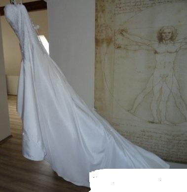 Svatební šaty vel. 38-42, 42