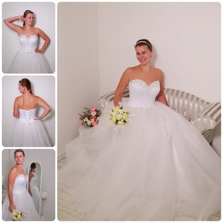svadobné šaty veľkosť 44, 44