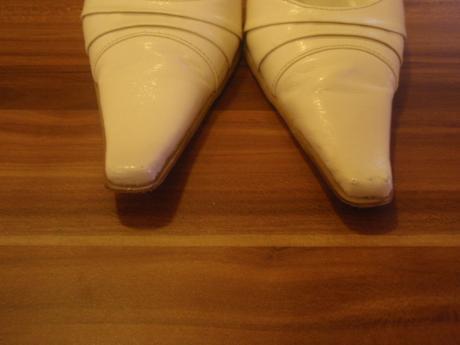 Kožené topánočky na svadbu,alebo inú príležitosť, 37