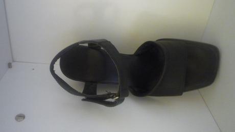 sandale na platforme, 38