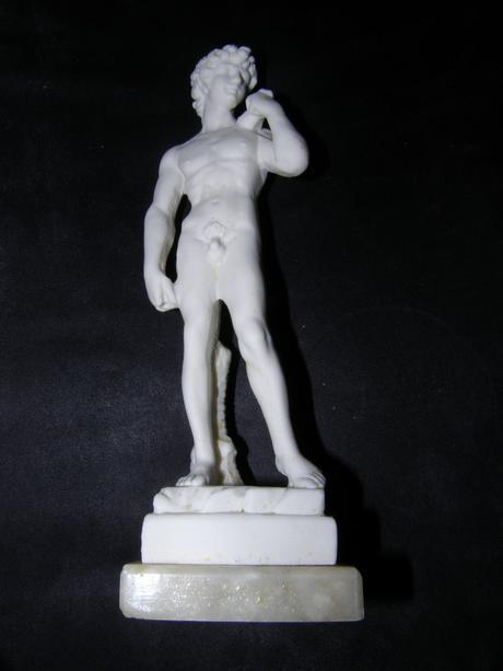 Michelangelova socha Dávida,