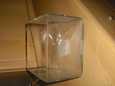 sklenena miska,