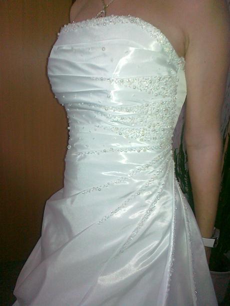 Svadobné šaty 36-38, 36