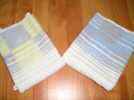 Menší uterák,