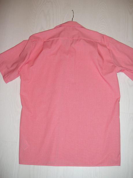 Nenosená košeľa krátky rukáv, 42