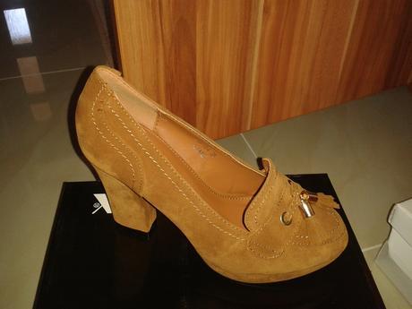 Hnedé topánočky, 35