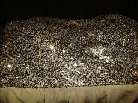 zlato-krémové šaty, 38
