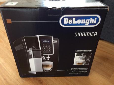 Kávovar DeLonghi ECAM 350.55B,