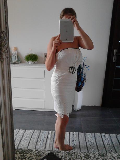 Pekné šaty,