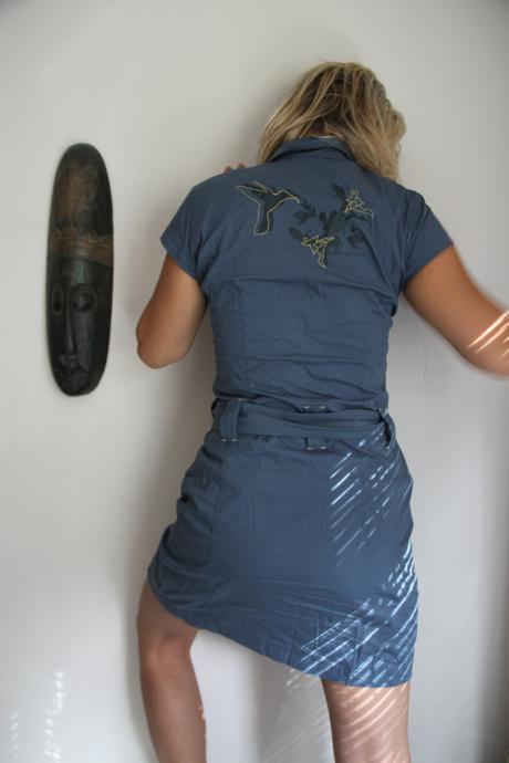 šaty na zapínání Alpine Pro, 39