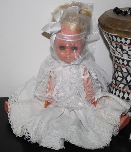 svatební panenka,