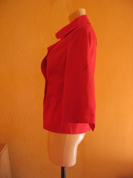 cerveny kabatik, S