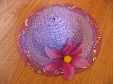 letny klobucik, 80