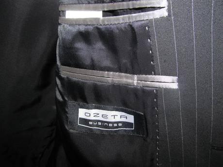 Kvalitný pánsky oblek Ozeta na predaj, 48