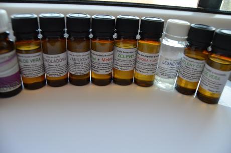vône na výrobu mydielok ,