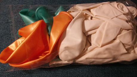 balonky směs,