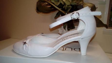 Svadobné topánky pre nevestu, 35