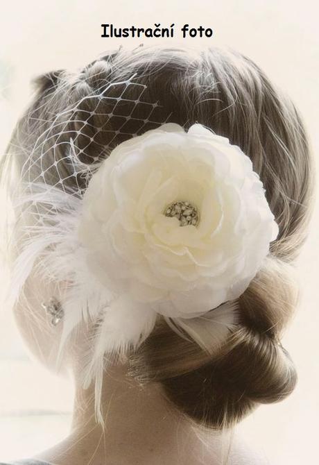 Květina na hřebínku, nepoužité,