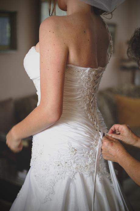 Svatební šaty ve střihu mořské panny , 40