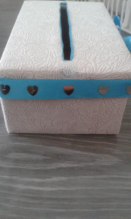 Krabička na oznámení,