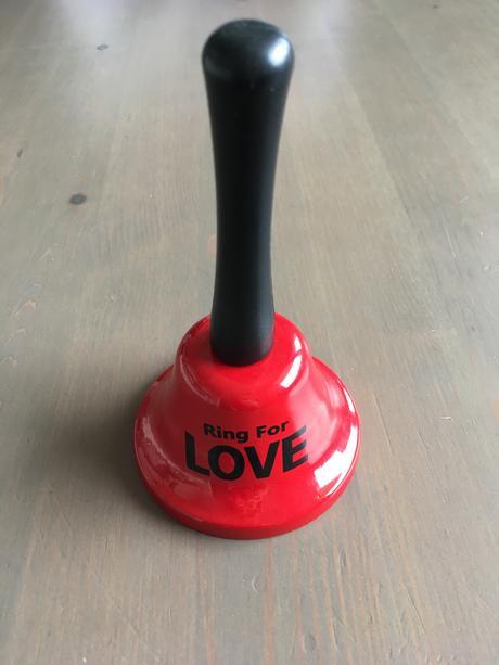 Zvonček Ring for love,