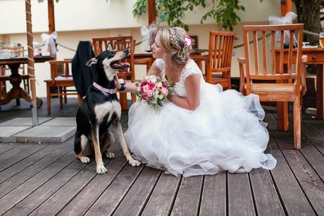 Svatební set - Magaela,