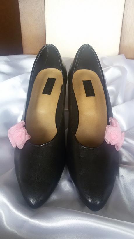 Klipy na obuv,