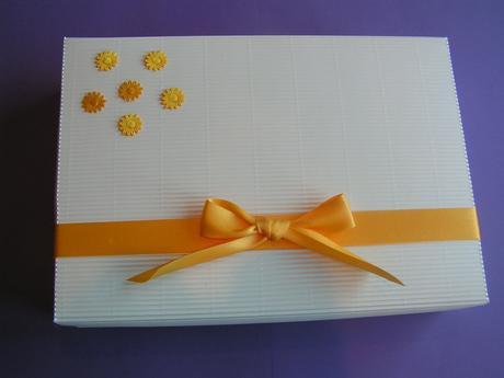 Krabice na přání/obálky,