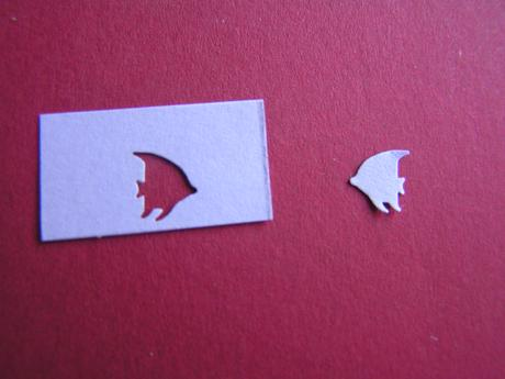 Malá ozdobná raznice - 1 cm,
