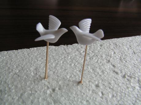 Malé bílé holubičky,